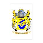 Cattanach Sticker (Rectangle 50 pk)