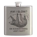 Sloth Am I Slow? Flask