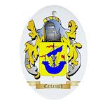 Cattanach Ornament (Oval)