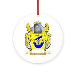 Cattanach Ornament (Round)