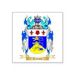 Catron Square Sticker 3