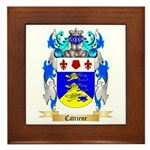 Catriene Framed Tile