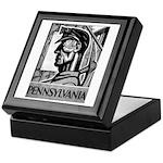 Pennsylvania Coal WPA 1938 Keepsake Box