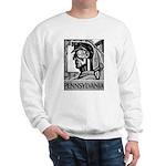 Pennsylvania Coal WPA 1938 Sweatshirt
