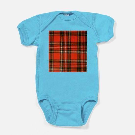 Tartan Pride Baby Bodysuit