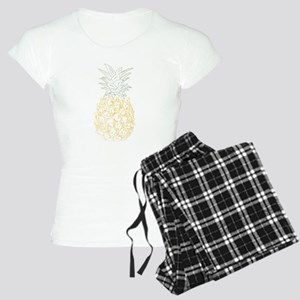 Pineapple Women's Light Pajamas