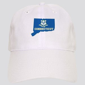 Connecticut Flag Cap