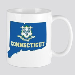 Connecticut Flag Mug