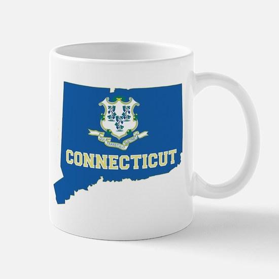 Connecticut Flag Mug
