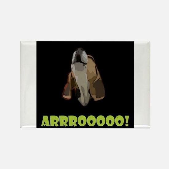 Arrrooooo! Magnets