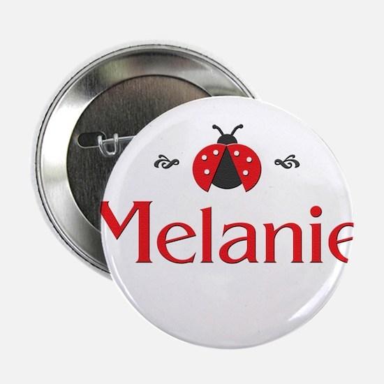 Red LadyBug - Melanie Button