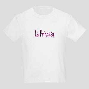 """""""La Princesa"""" Kids T-Shirt"""