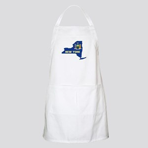 New York Flag Apron