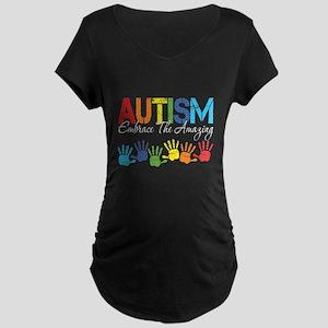 EmbraceTheAmazing Maternity T-Shirt