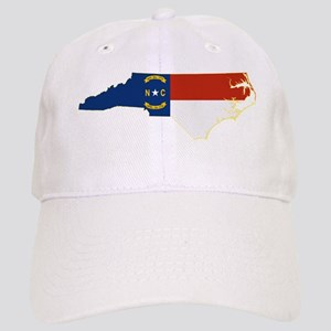 North Carolina Flag Cap