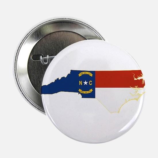 "North Carolina Flag 2.25"" Button"