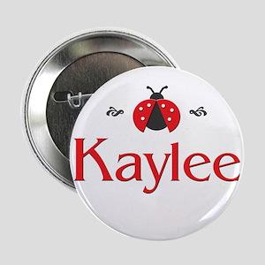 Red LadyBug - Kaylee Button