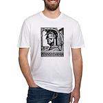 Pennsylvania Coal WPA 1938 Fitted T-Shirt