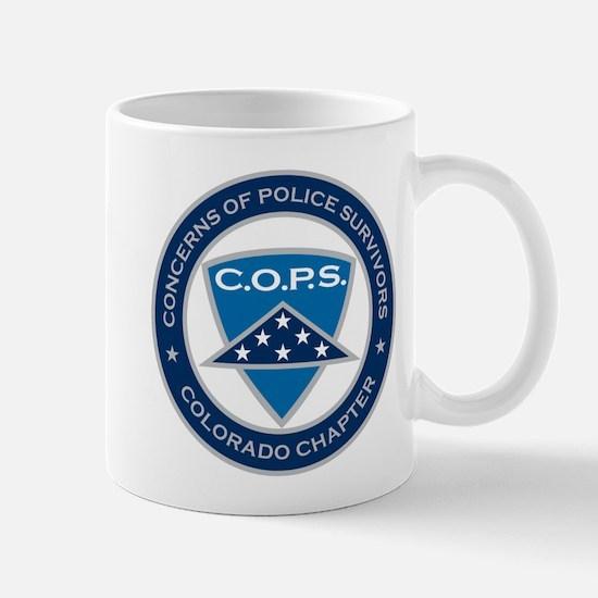 C.O.P.S. Logo Mug