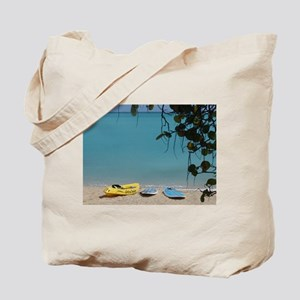 Timeout At Beach Tote Bag