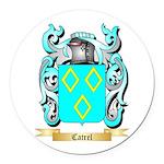 Catrel Round Car Magnet