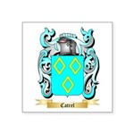 Catrel Square Sticker 3