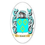 Catrel Sticker (Oval 10 pk)