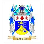 Catlinson Square Car Magnet 3
