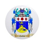 Catlin Ornament (Round)