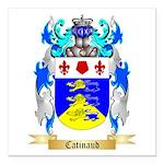 Catinaud Square Car Magnet 3
