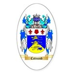 Catinaud Sticker (Oval 50 pk)