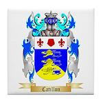 Catillon Tile Coaster