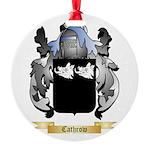 Cathrow Round Ornament