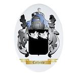 Cathrow Ornament (Oval)