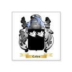 Cathro Square Sticker 3