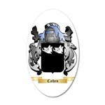 Cathro 35x21 Oval Wall Decal