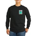 Cathrall Long Sleeve Dark T-Shirt