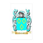 Cathrall Sticker (Rectangle 50 pk)