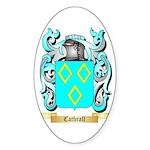 Cathrall Sticker (Oval 10 pk)