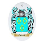 Cathrall Ornament (Oval)