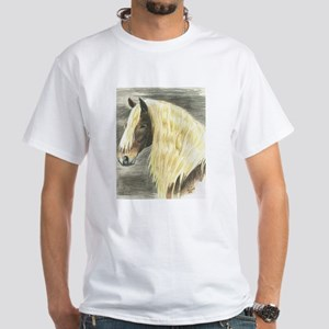 Andalusian White T-Shirt