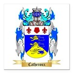 Catheroux Square Car Magnet 3