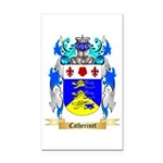 Catherinet Rectangle Car Magnet