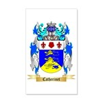Catherinet 35x21 Wall Decal