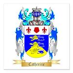 Catherine Square Car Magnet 3