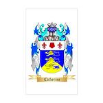 Catherine Sticker (Rectangle)