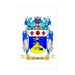Catherin Sticker (Rectangle 10 pk)