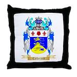 Catheraud Throw Pillow