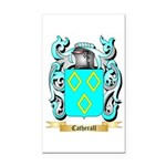 Catherall Rectangle Car Magnet