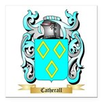 Catherall Square Car Magnet 3